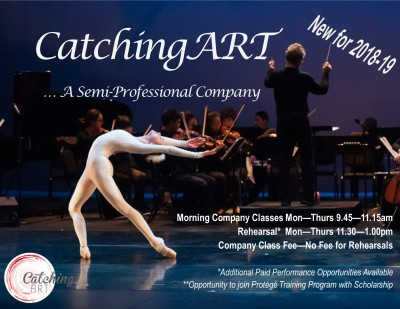CatchingART Promo